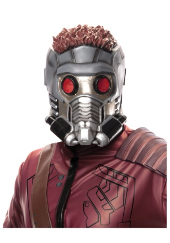 Click Here to buy Adult Star Lord 3/4 Mask from HalloweenCostumes, USA Funds & Shipping