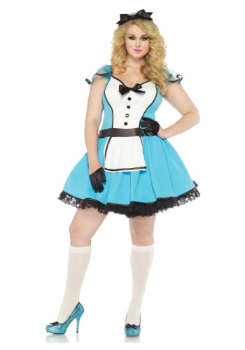 Storybook Alice Plus Size Costume