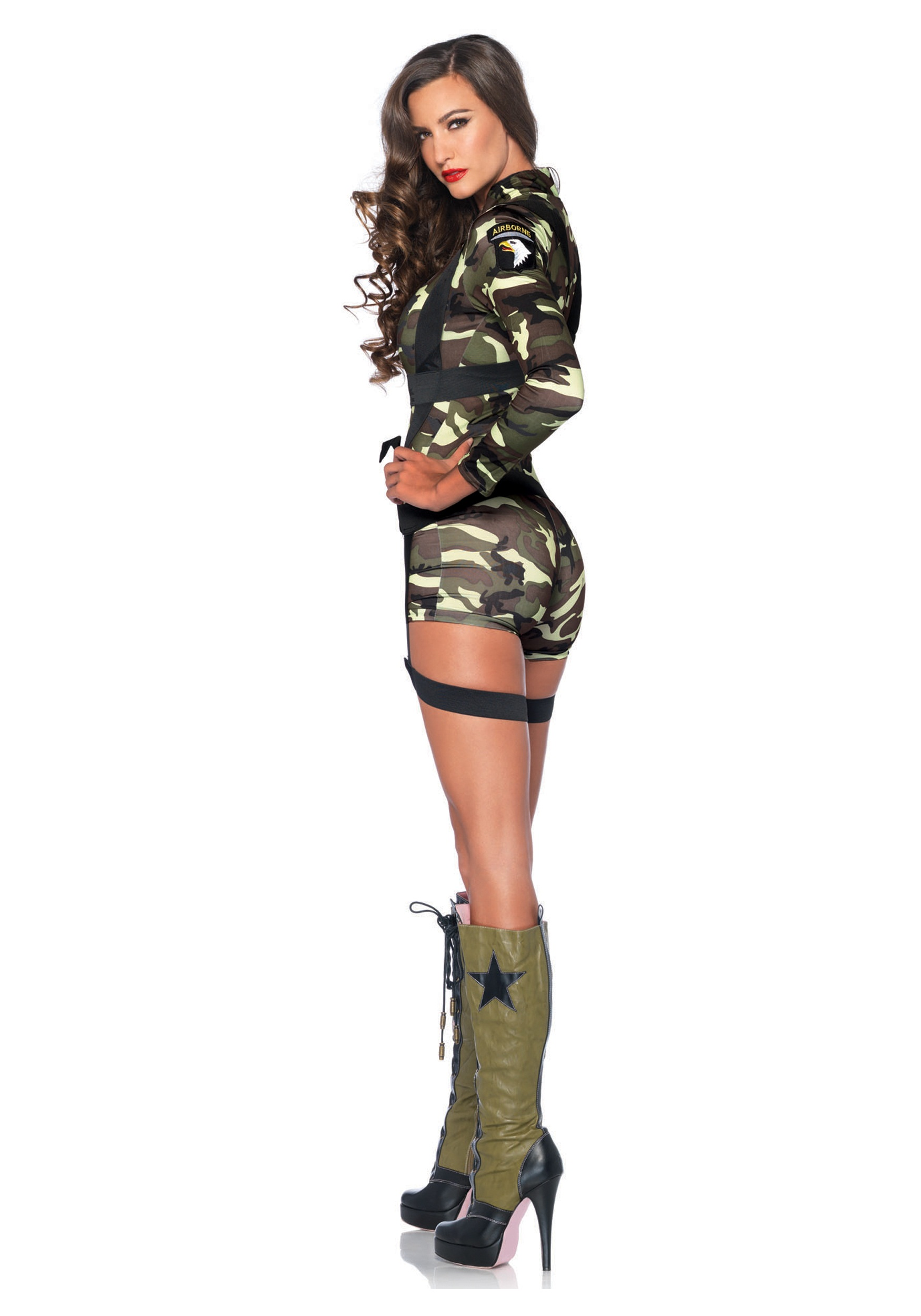 goin commando adult costume goin commando adult costume - Halloween Army Costumes
