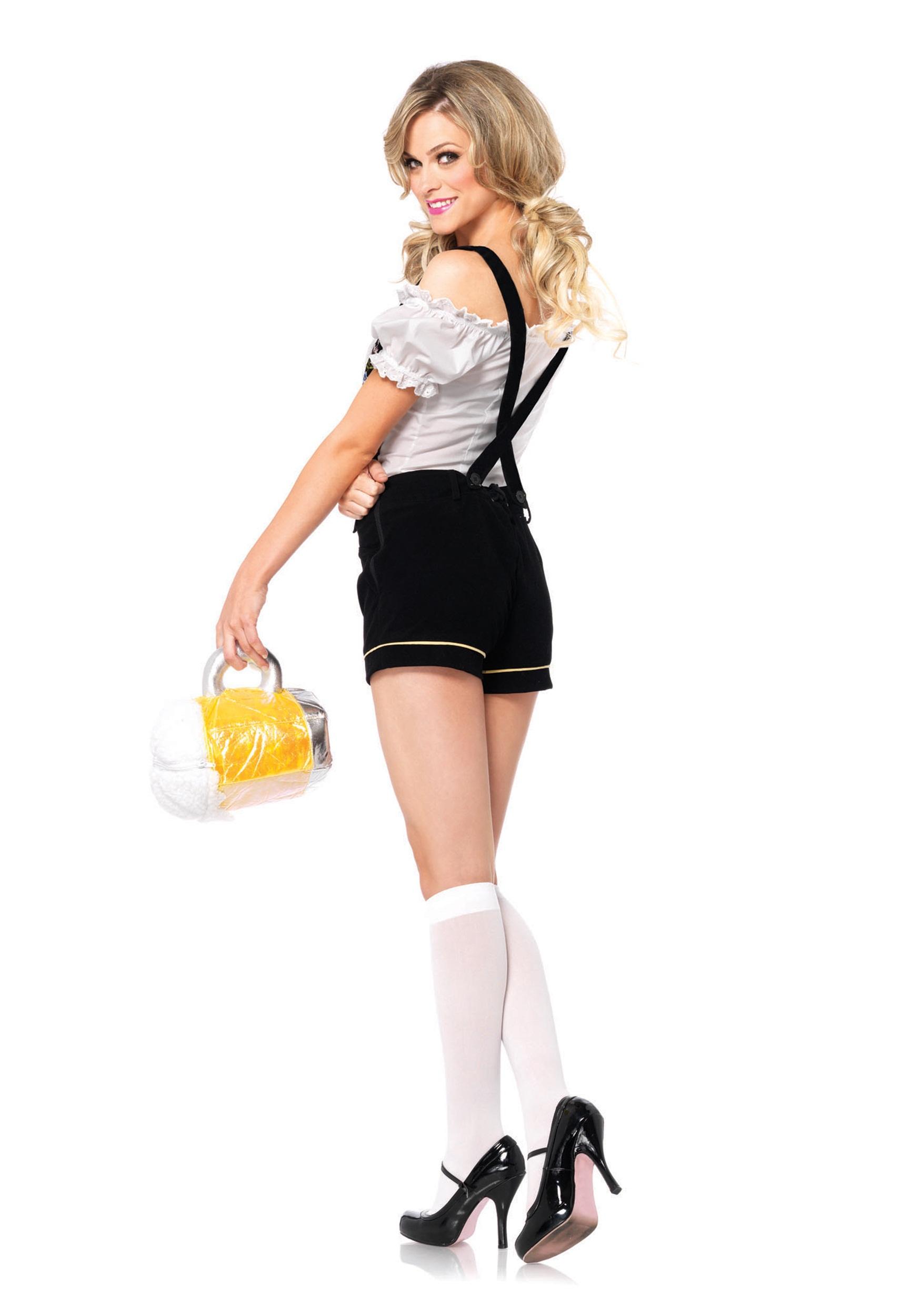 Edelweiss Lederhosen Adult Costume Edelweiss Lederhosen Adult Costume alt  sc 1 st  Halloween Costumes & Edelweiss Lederhosen Adult Costume
