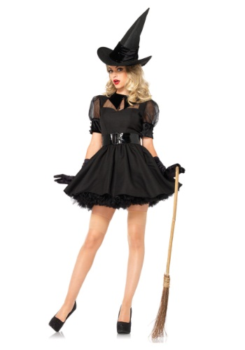 Click Here to buy Adult Bewitching Beauty Costume from HalloweenCostumes, USA Funds & Shipping