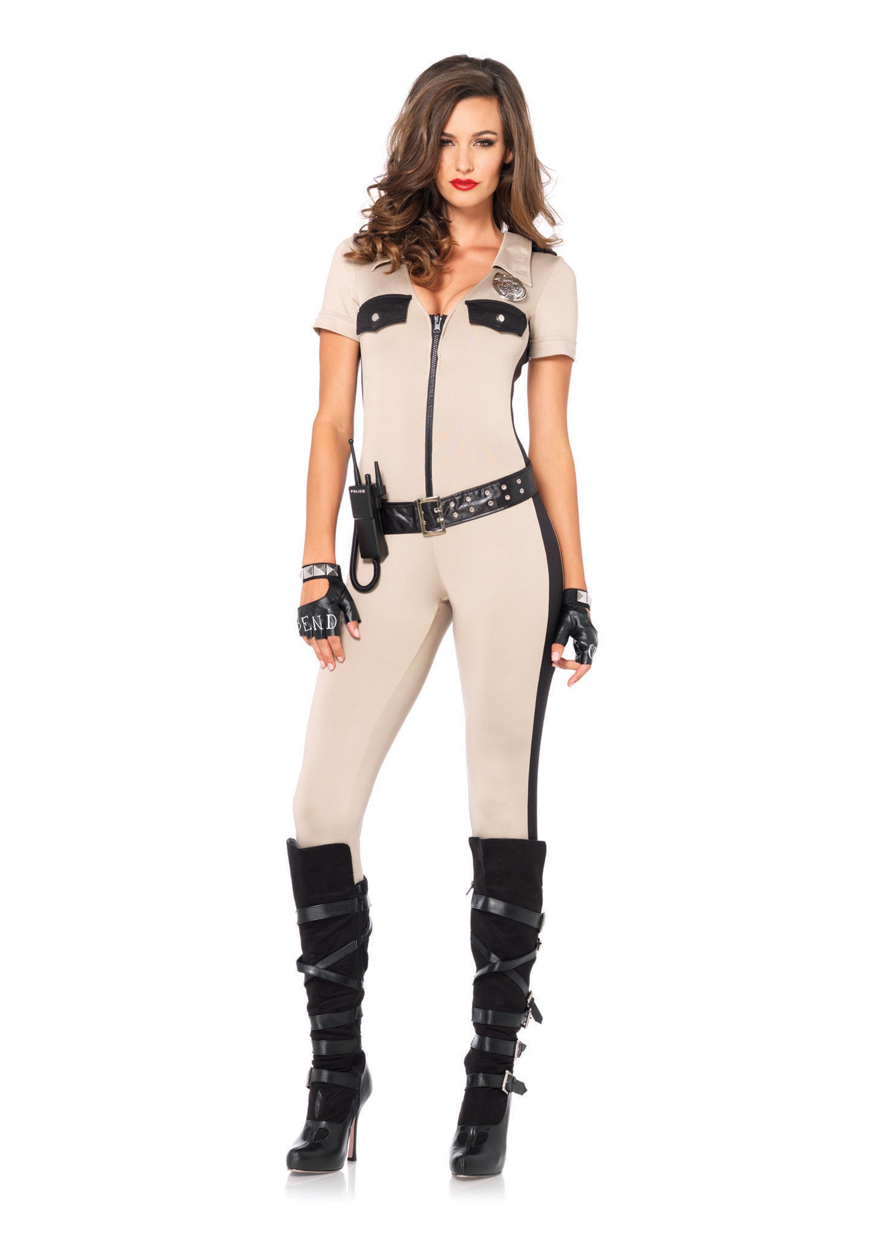 Adult cop costume would like