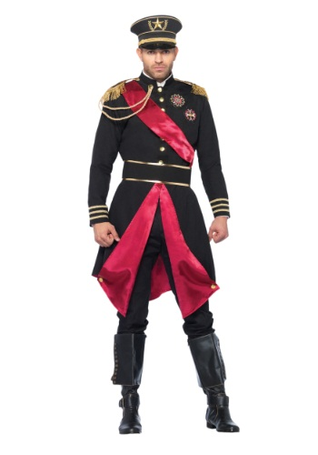 Military General Costume By: Leg Avenue for the 2015 Costume season.