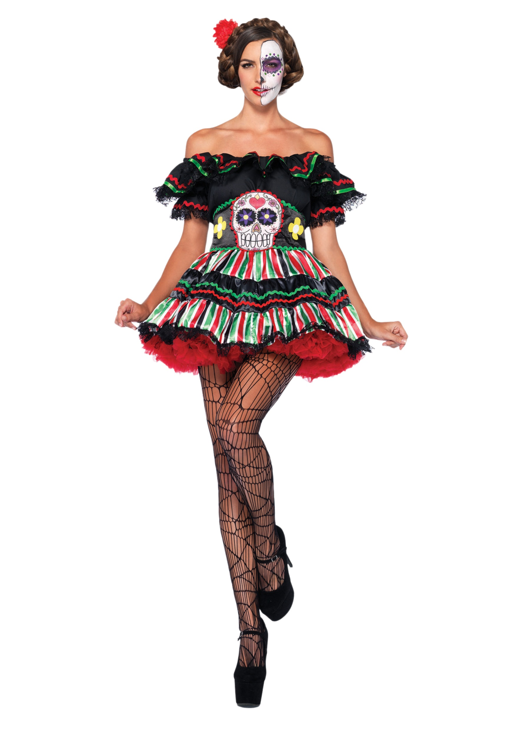 Scary Doll Costumes For Halloween - HalloweenCostumes.com