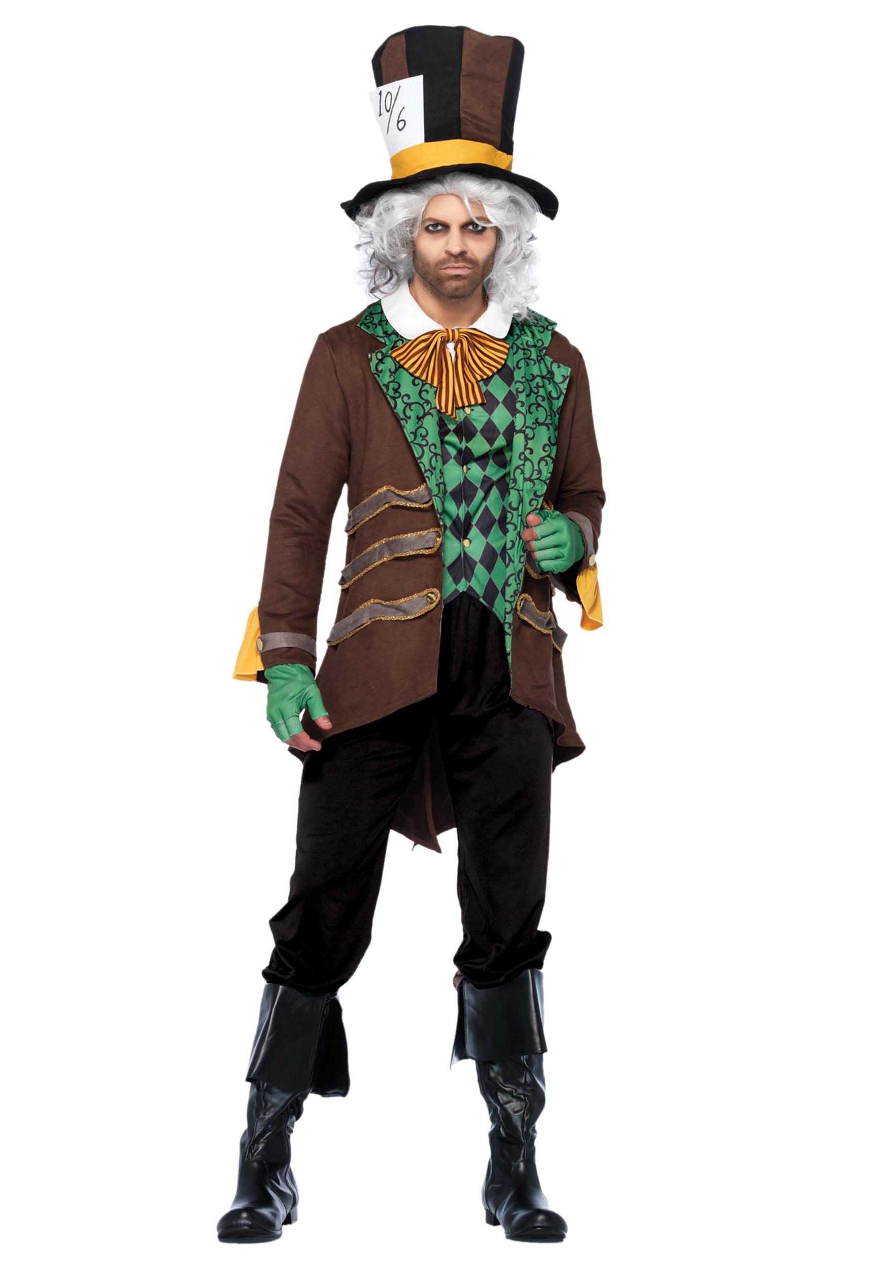 mad hatter costume - photo #22