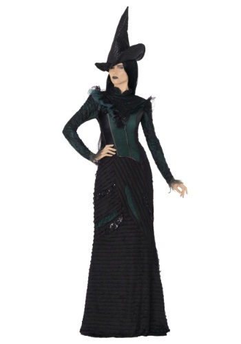 Click Here to buy Deluxe Defying Gravity Adult Costume from HalloweenCostumes, CDN Funds