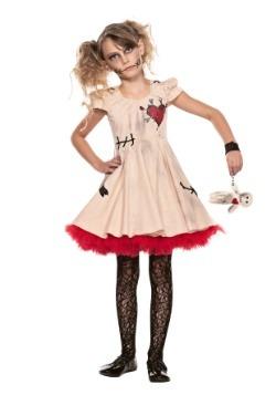 Child Voodoo Doll Costume