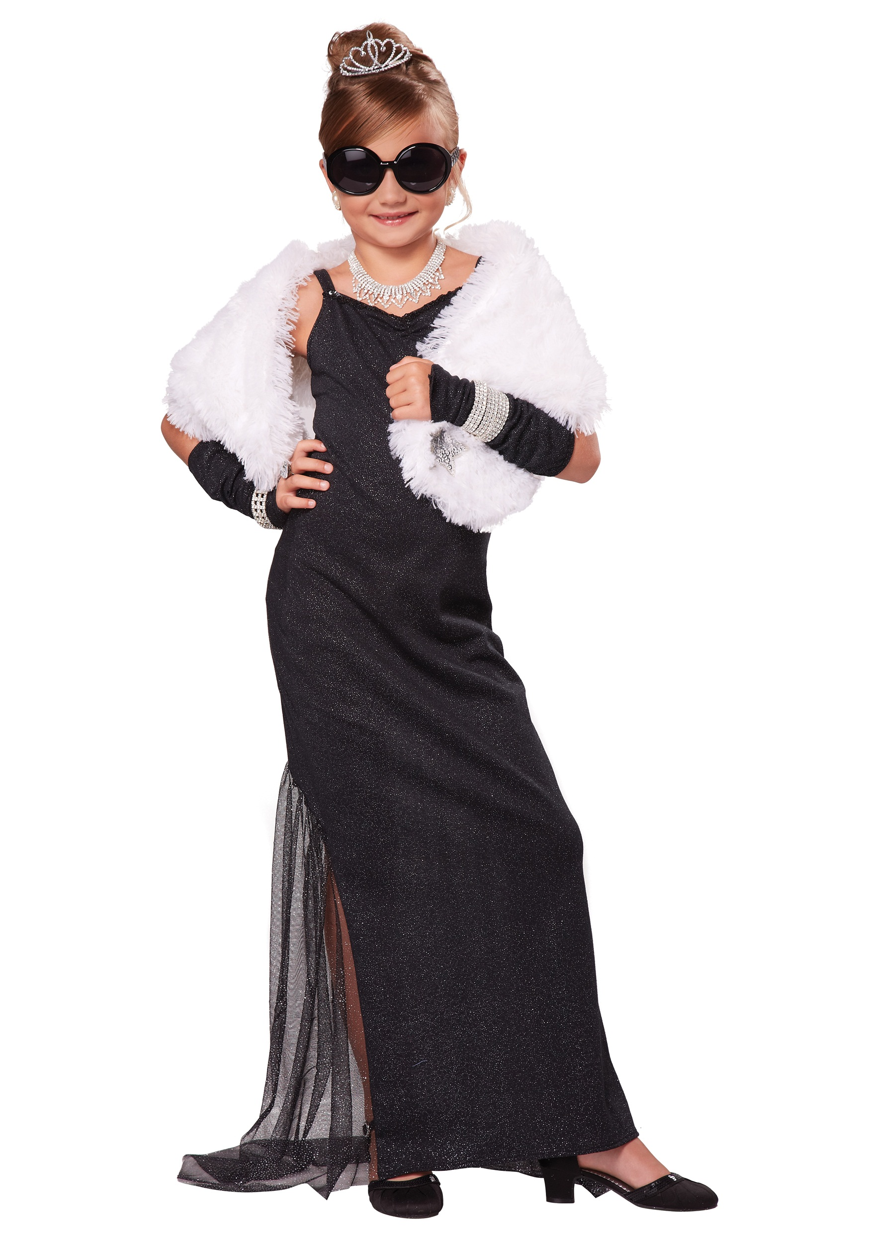 Hollywood Diva  sc 1 st  Halloween Costumes & Girlu0027s Hollywood Diva Costume