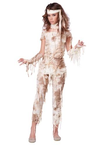 Teen Mysterious Mummy Costume