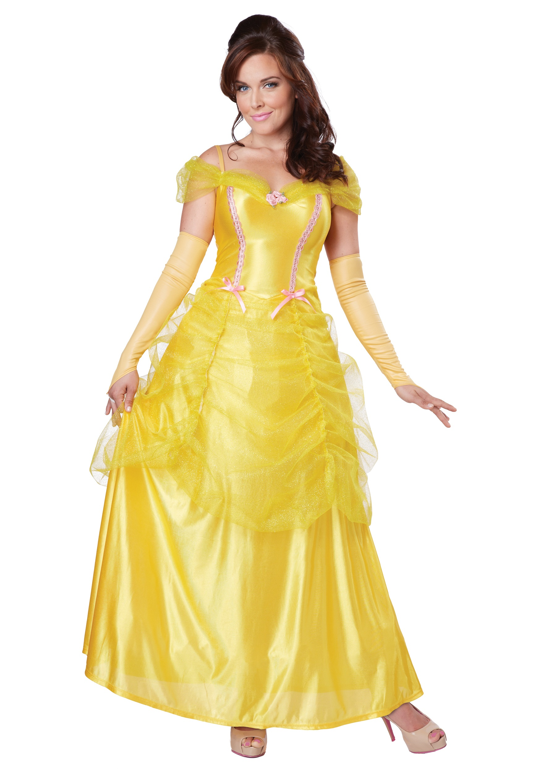 Disney princess gowns for adults - Classic Beauty