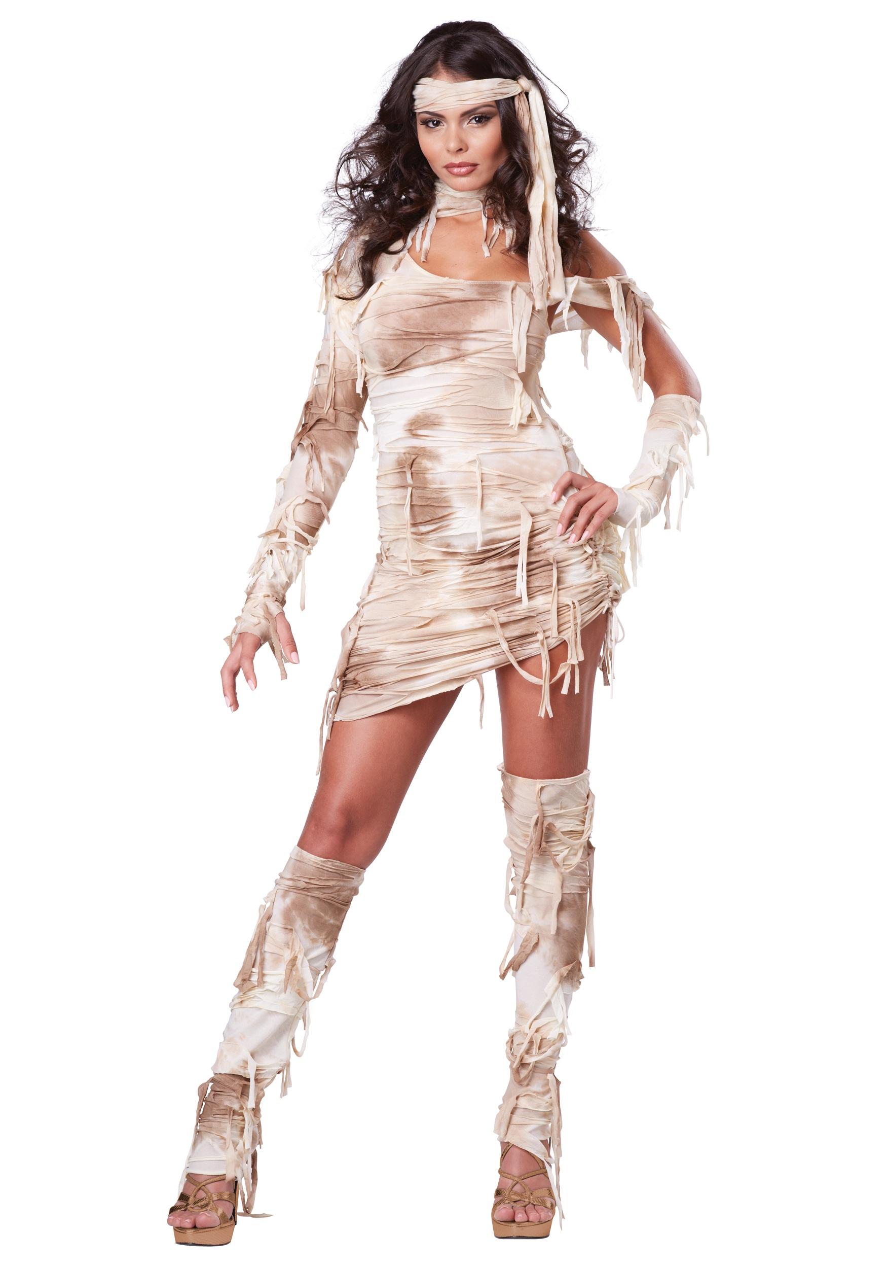 Mystical Mummy Costume  sc 1 st  Halloween Costumes & Womenu0027s Mystical Mummy Costume