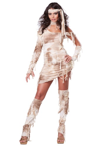 Women's Mystical Mummy Costume By: California Costume Collection for the 2015 Costume season.