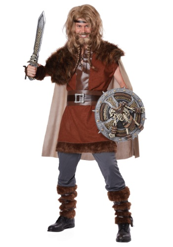 Click Here to buy Mens Mighty Viking Costume from HalloweenCostumes, CDN Funds