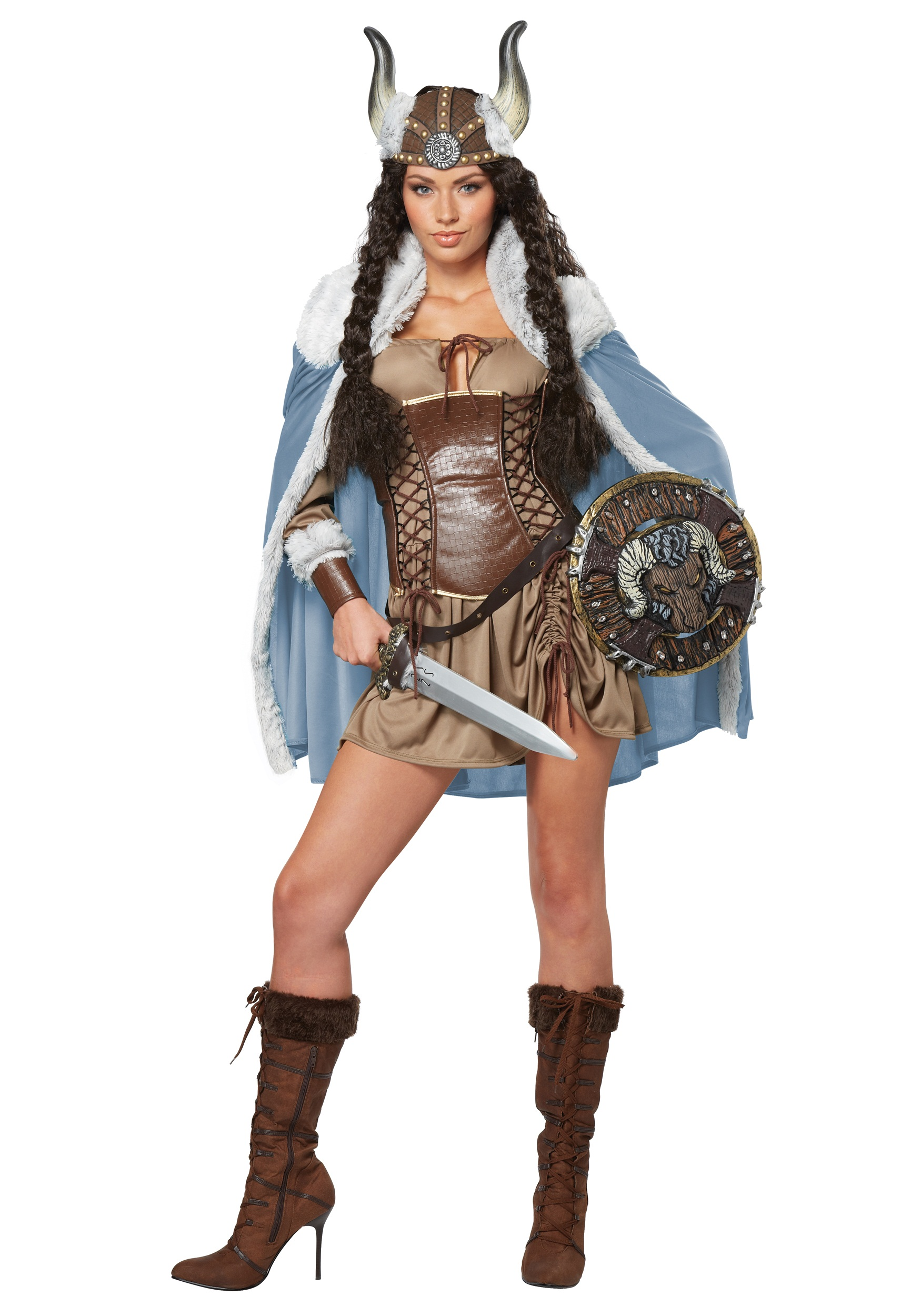 Halloween customes adult viking