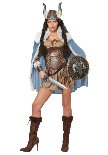 Women's Viking Vixen Costume By: California Costume Collection for the 2015 Costume season.
