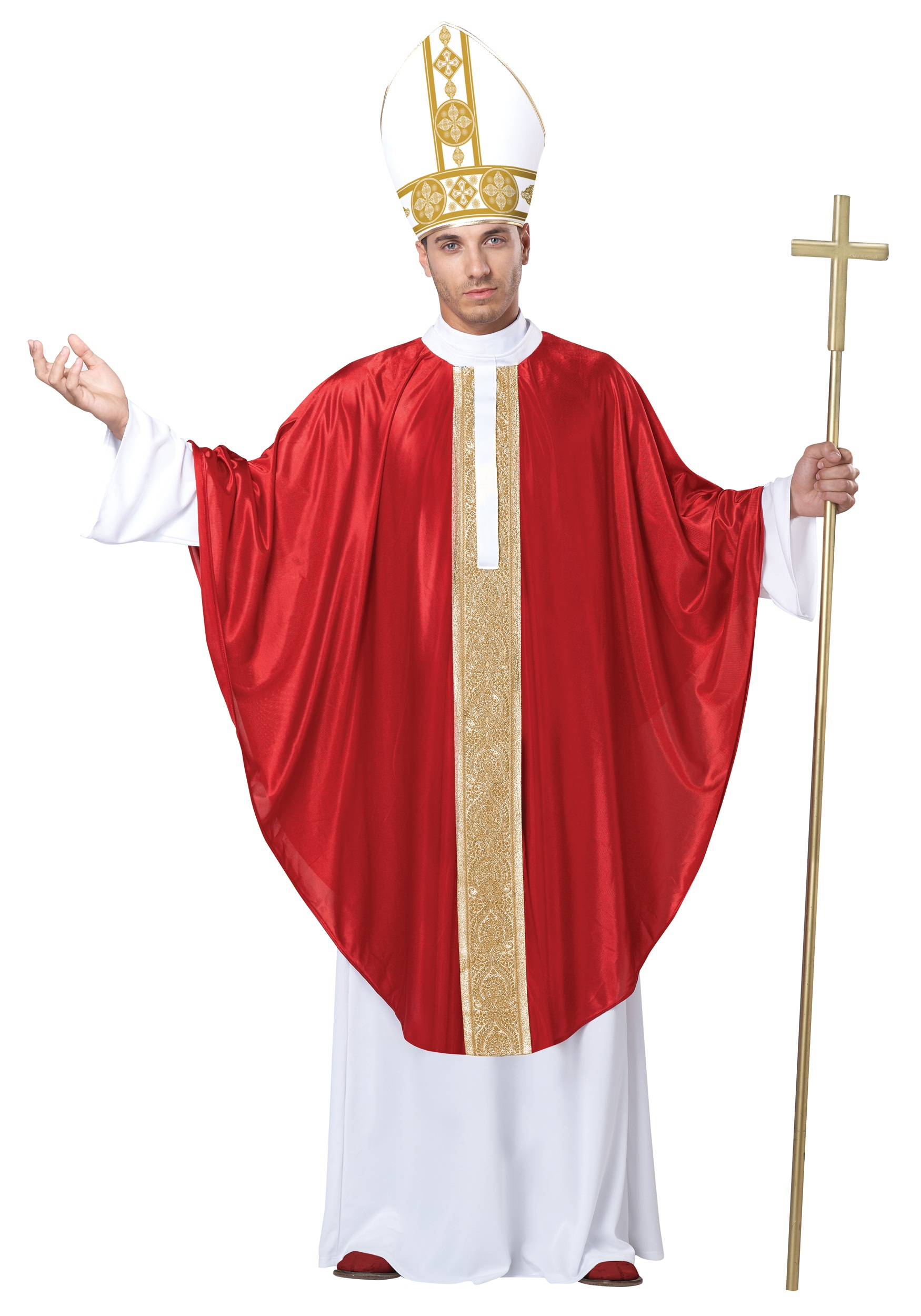 Mens Pope Costume
