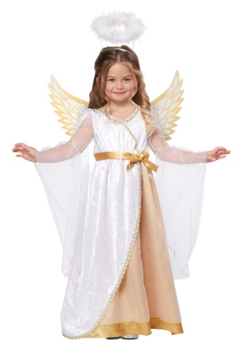 Sweet Little Angel Costume for Toddlers