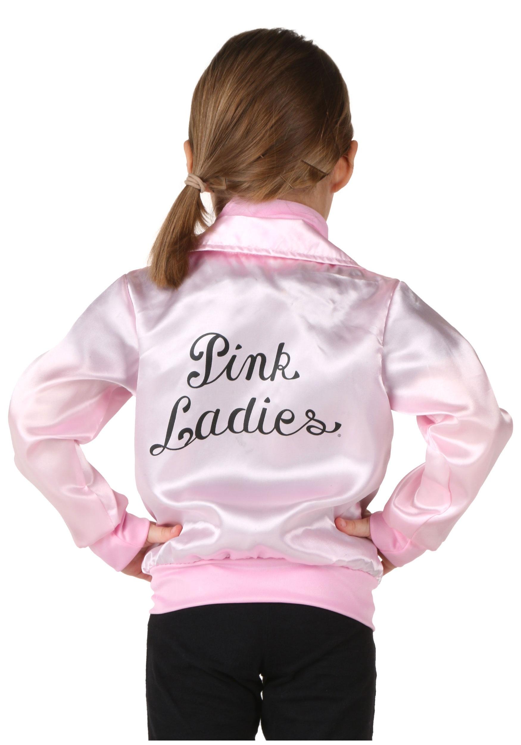 Ladies Pink Jacket