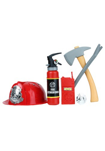 Kids Firefighter Kit
