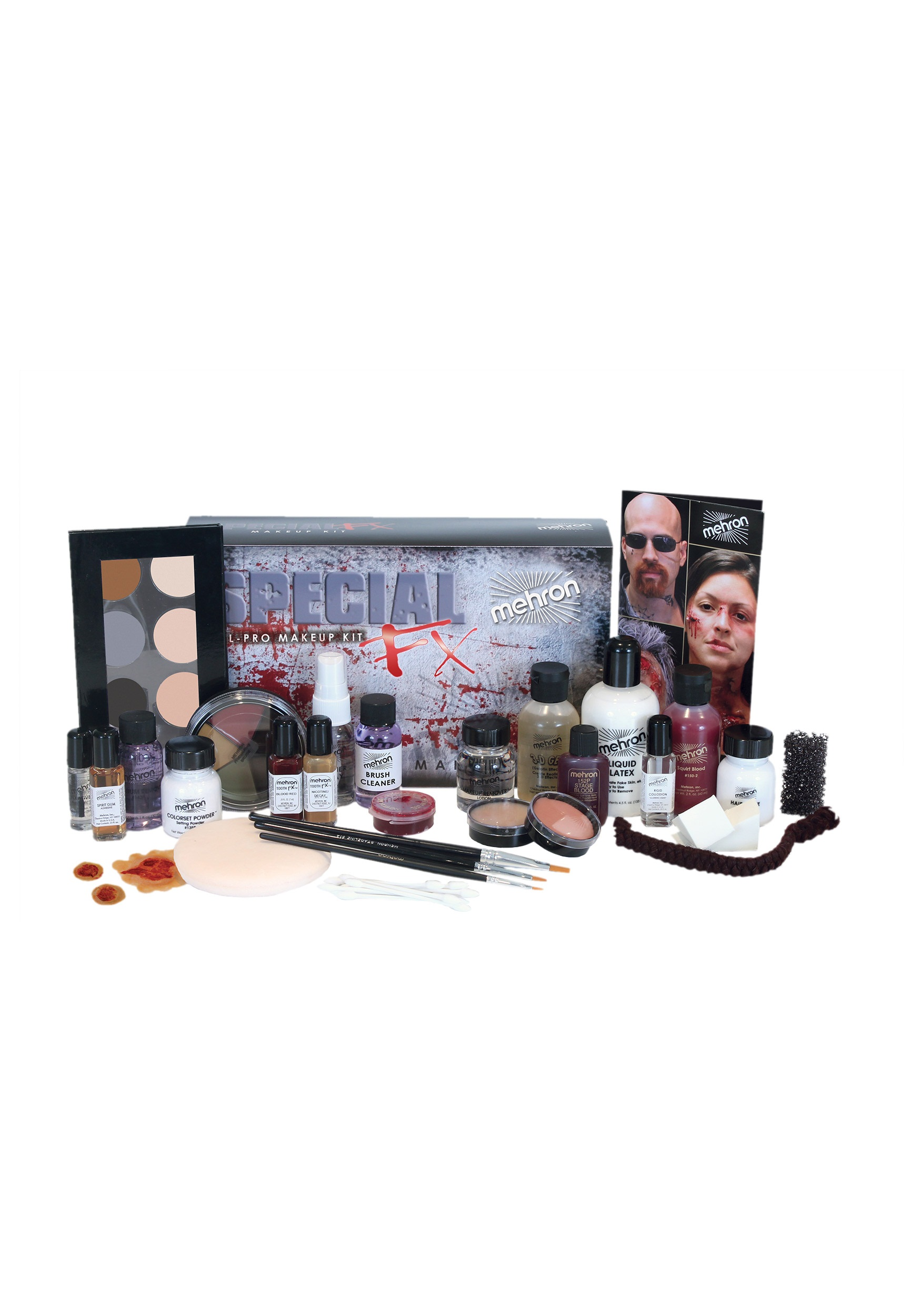 Mehron Special Effects Complete Makeup Kit