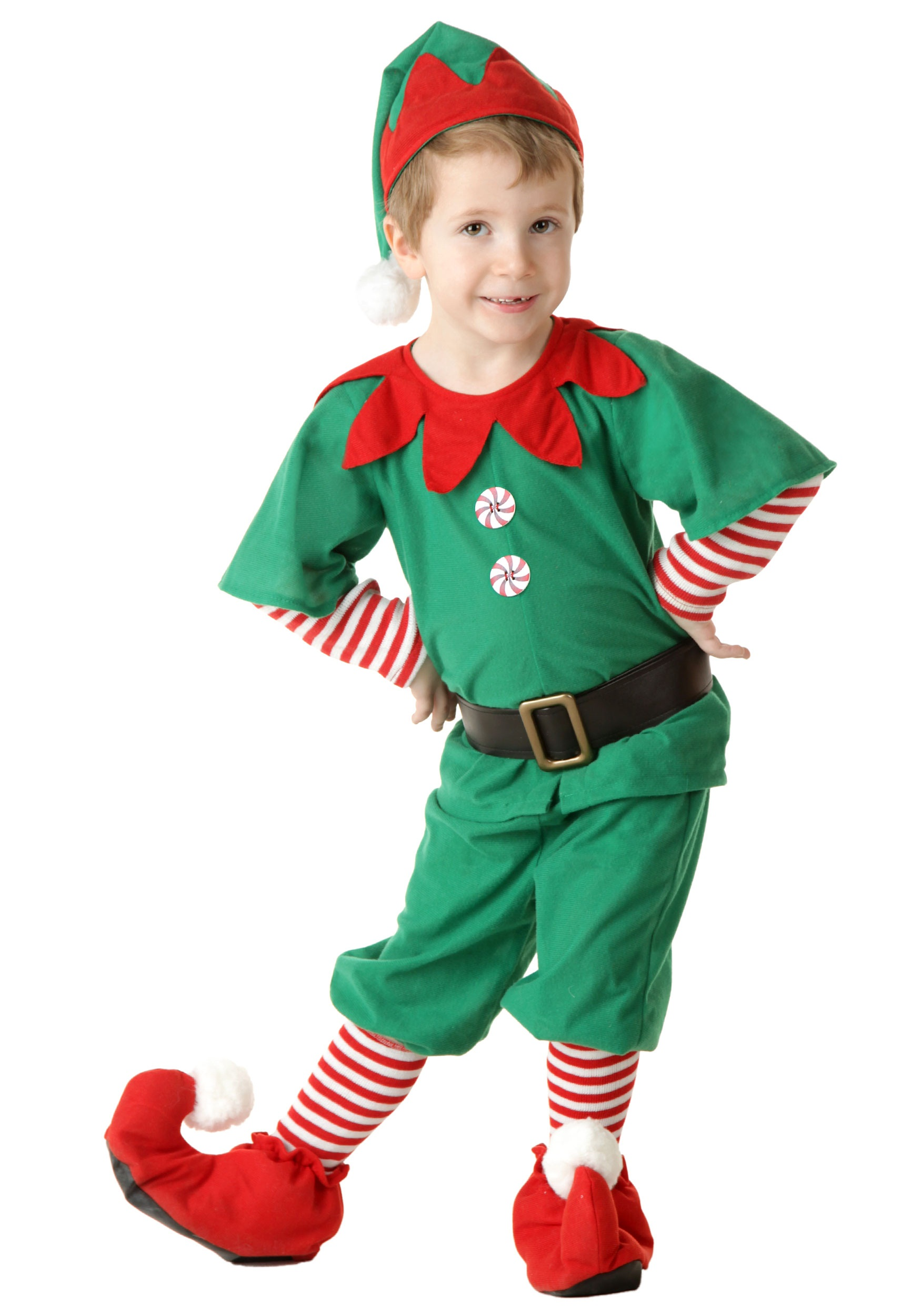 Toddler Hy Christmas Elf Costume