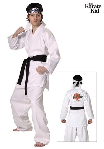 Authentic Karate Kid Daniel San Costume By: Bayi Co. for the 2015 Costume season.