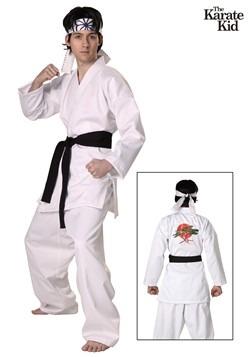 Authentic Karate Kid Daniel San Costume