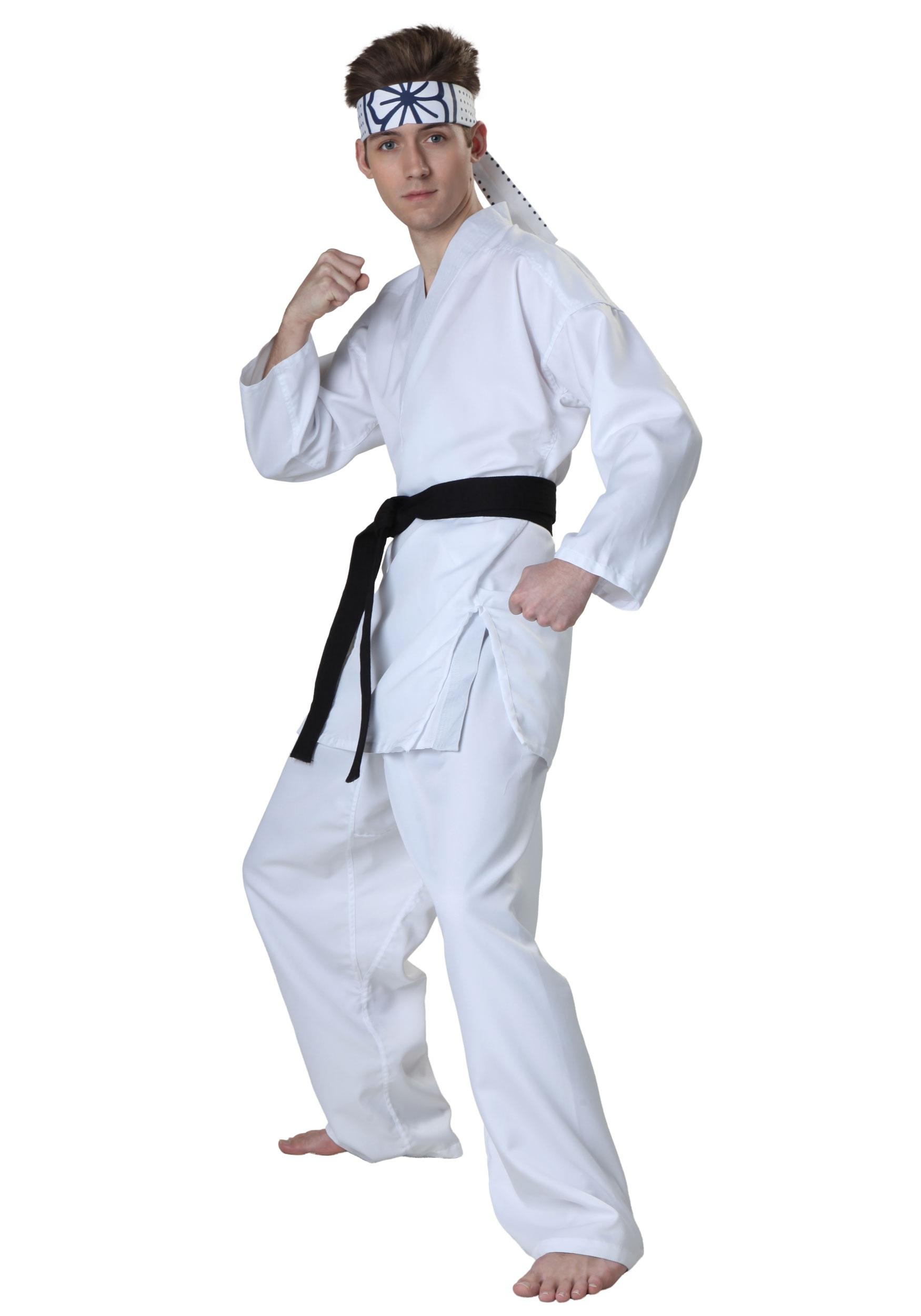 ... Karate Kid Daniel San Costume Alt  sc 1 st  Halloween Costumes & Karate Kid Daniel San Costume