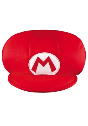 Click Here to buy Kids Mario Hat from HalloweenCostumes, USA Funds & Shipping