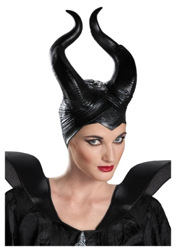 Click Here to buy Deluxe Maleficent Horns from HalloweenCostumes, USA Funds & Shipping