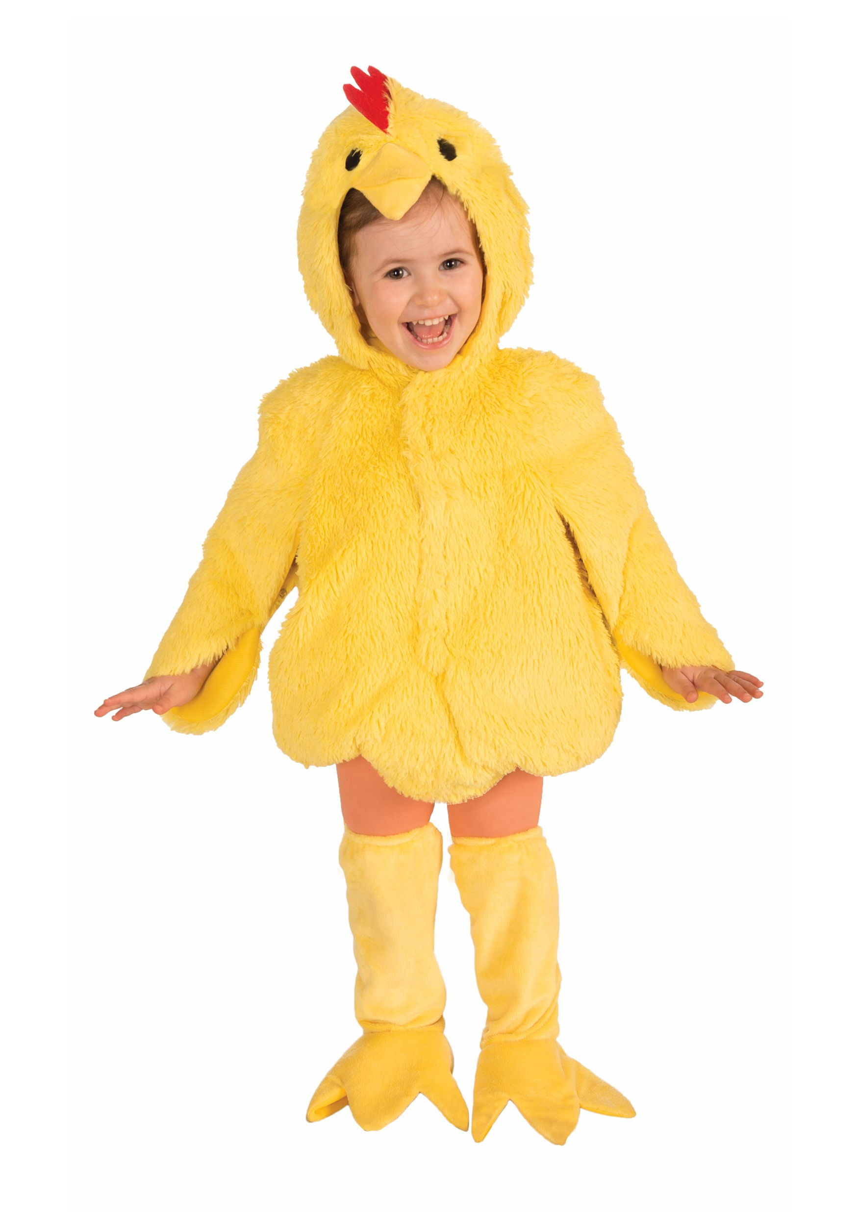 Child Plush Chicken Costume  sc 1 st  Halloween Costumes : chicken little halloween costumes  - Germanpascual.Com