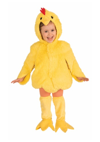 Child Plush Chicken Costume By: Forum for the 2015 Costume season.