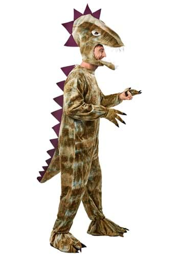 Click Here to buy Dinosaur Mascot Costume from HalloweenCostumes, USA Funds & Shipping