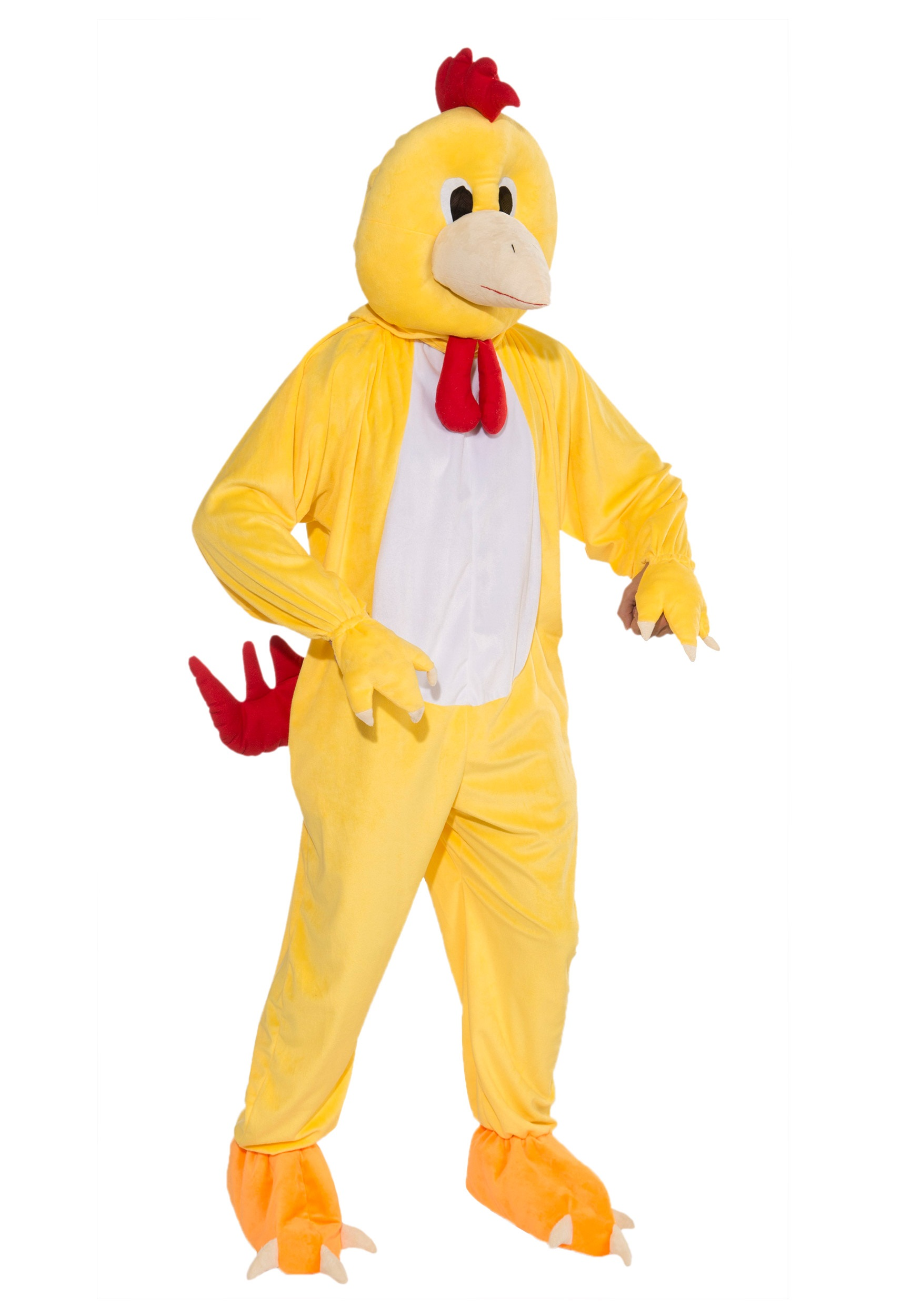 Promotional Chicken Mascot Costume  sc 1 st  Halloween Costumes : chicken little halloween costumes  - Germanpascual.Com