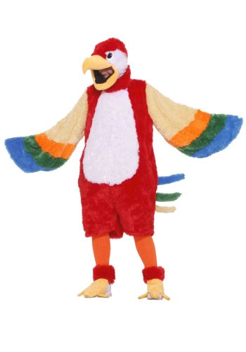 Parrot Mascot Costume By: Forum for the 2015 Costume season.