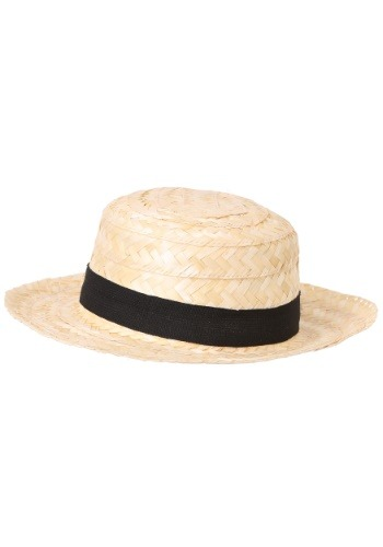 Straw Skimmer Hat1
