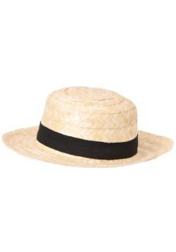 Straw Skimmer Hat1