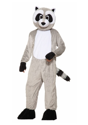 Click Here to buy Rickey Raccoon Mascot Costume from HalloweenCostumes, CDN Funds