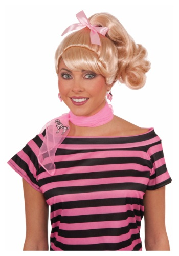 50s Cutie Wig By: Forum for the 2015 Costume season.