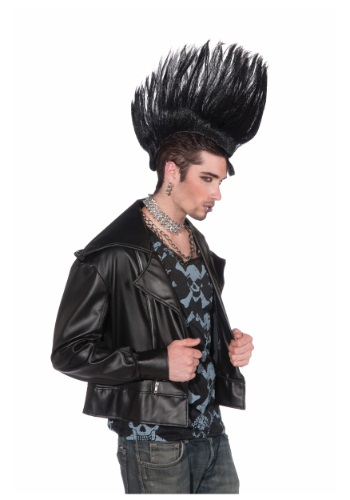 Mohawk Wig By: Forum for the 2015 Costume season.
