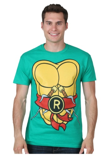 Image of I Am Raphael TMNT Costume T-Shirt