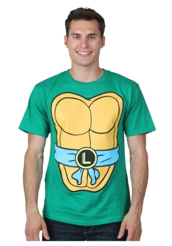 Image of TMNT I Am Leonardo T-Shirt