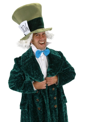 Click Here to buy Mad Hatter Kit from HalloweenCostumes, USA Funds & Shipping