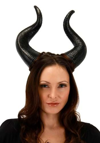 Click Here to buy Maleficent Costume Horns from HalloweenCostumes, CDN Funds