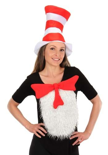Click Here to buy Kid Cat in the Hat Insta-Tux Kit from HalloweenCostumes, USA Funds & Shipping