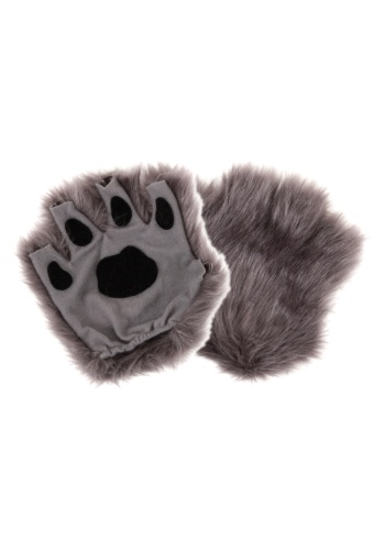 Fingerless Paws Gray