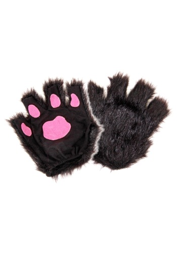 Fingerless Paws Black