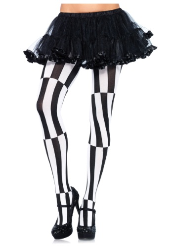 Striped Optical Illusion Tights By: Leg Avenue for the 2015 Costume season.