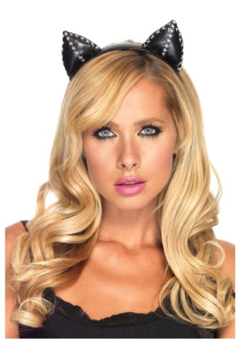 Stitch Kitty Ear Headband By: Leg Avenue for the 2015 Costume season.