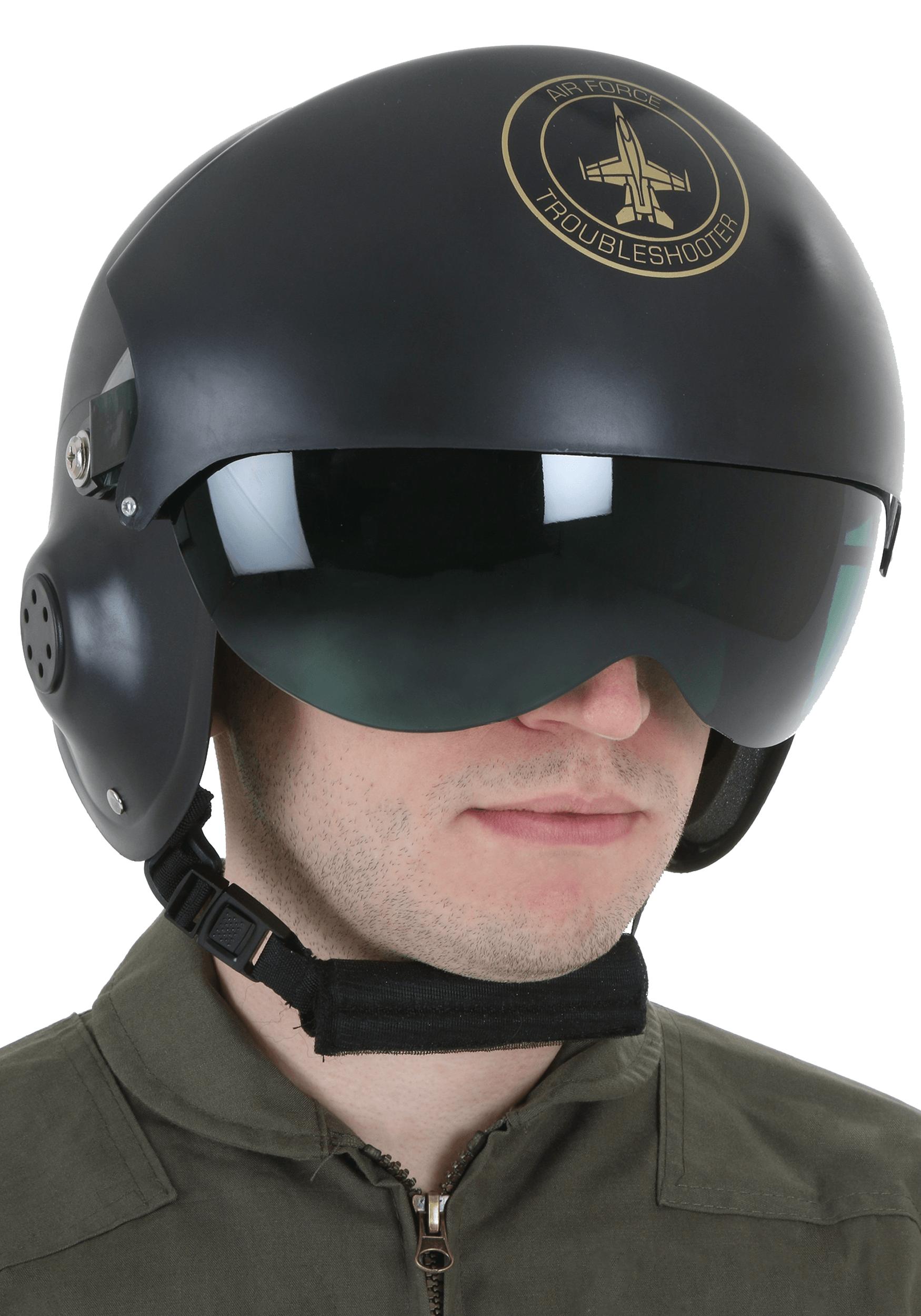 Deluxe Jet Pilot Helmet2 1e06892d3eb6